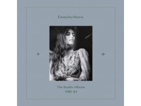 EMMYLOU HARRIS - Studio Albums 1980 - 83 (Rsd 2019) (LP)