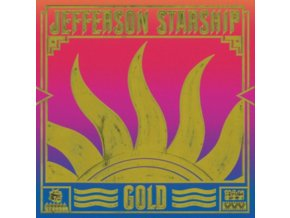 JEFFERSON STARSHIP - Gold (Gold Vinyl) (Rsd 2019) (LP + 7)
