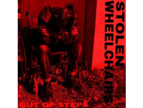 """STOLEN WHEELCHAIRS - Out Of Steps (Coloured Vinyl) (7"""" Vinyl)"""