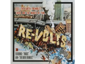 "RE-VOLTS - Wages (7"" Vinyl)"