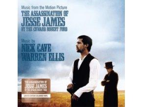 NICK CAVE / WARREN ELLIS - The Assassination Of Jesse James By The Coward Robert Ford - Original Soundtrack (LP)