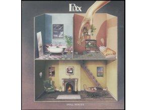 PIXX - Small Mercies (LP)
