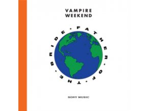 VAMPIRE WEEKEND - Father Of The Bride (LP)