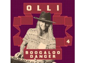 OLLI - Boogaloo Danger 4 (LP)
