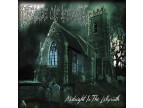 CRADLE OF FILTH - Midnight In The Labyrinth (LP)