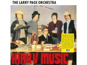 LARRY PAGE ORCHESTRA - Kinky Music (LP)