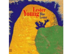 LESTER YOUNG - Blue Lester (LP)