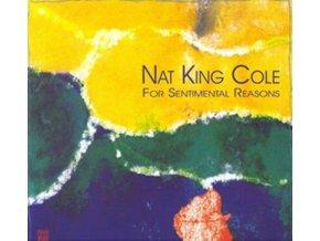 NAT KING COLE - For Sentimental Reasons (LP)