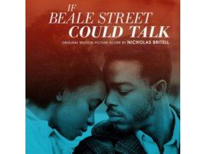 ORIGINAL SOUNDTRACK / NICHOLAS BRITELL - If Beale Street Could Talk (LP)