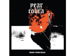"YEAR OF THE COBRA - Burn Your Dead Ep (Red Vinyl) (12"" Vinyl)"