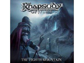 RHAPSODY OF FIRE - The Eighth Mountain (White Vinyl) (LP)