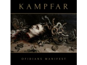KAMPFAR - Ofidians Manifest (Limited Edition Gold Foil Sleeve) (LP)