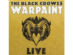 BLACK CROWES - Warpaint Live (Limited Edition) (LP)
