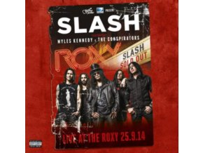 SLASH - Live At The Roxy (Limited Edition) (LP)
