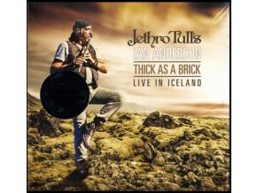 JETHRO TULLS IAN ANDERSON - Thick As A Brick - Live In Iceland (LP)