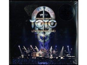 TOTO - 35Th Anniversary Tour - Live In Poland (LP)
