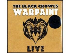 BLACK CROWES - Warpaint Live (LP)
