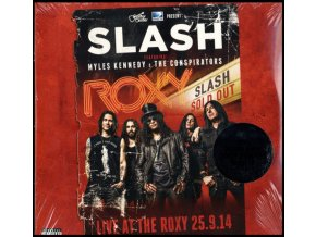SLASH - Live At The Roxy (LP)