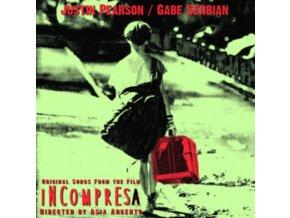 "JUSTIN PEARSON / GABE SERBIAN - Incompresa (Red Vinyl) (7"" Vinyl)"