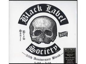 BLACK LABEL SOCIETY - Sonic Brew - 20th Anniversary Blend 5.99 - 5.19 (LP)