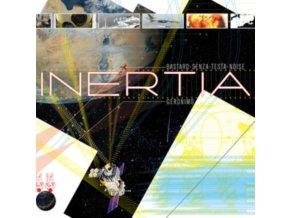 BASTARD NOISE / GERONIMO - Inertia (LP)