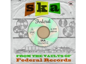 VARIOUS ARTISTS - Ska From The Vaults Of (LP)