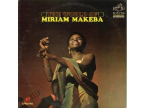 MIRIAM MAKEBA - The World Of Miriam Makeba (LP)