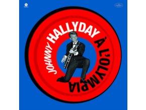 JOHNNY HALLYDAY - A LOlympia (LP)
