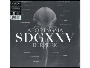 APOPTYGMA BERZERK - Sdgxxv (Black & White Smokey Vinyl) (LP)