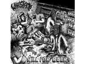 WHISKER BISCUIT - Kill For Beer (LP)