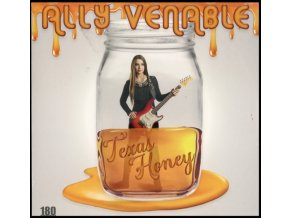 ALLY VENABLE - Texas Honey (LP)