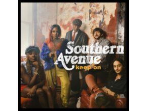 SOUTHERN AVENUE - Keep On (LP)