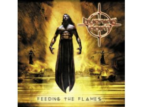 BURNING POINT - Feeding The Flames (Yellow Vinyl) (LP)