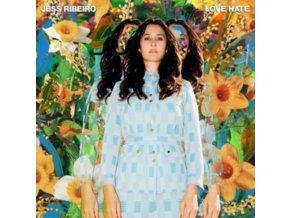 JESS RIBEIRO - Love Hate (Coloured Vinyl) (LP)