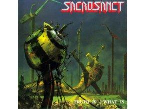 SACROSANCT - Truth Is - What Is (Coloured Vinyl) (LP)