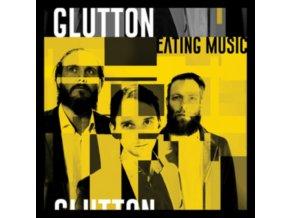 GLUTTON - Eating Music (Coloured Vinyl) (LP)