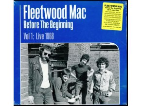 FLEETWOOD MAC - Before The Beginning (1968-1970 Live & Demo Sessions) (LP)