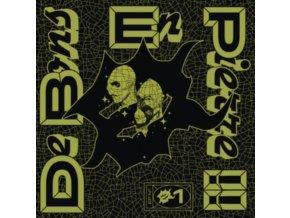 """DE BONS EN PIERRE - Ep No. 1 (12"""" Vinyl)"""