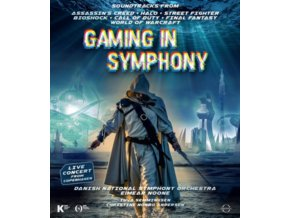 DANISH NATIONAL SYMPHONY ORCHESTRA - Gaming In Symphony (LP)