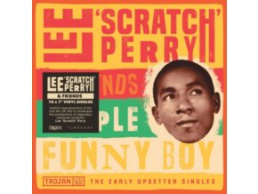 "LEE SCRATCH PERRY - People Funny Boy (7"" Vinyl)"