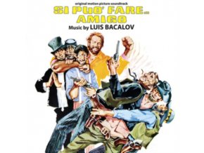 ORIGINAL SOUNDTRACK / LUIS BACALOV - Si Puo Fare... Amigo (LP)