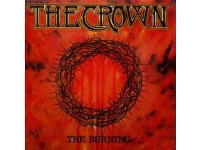 CROWN - The Burning (LP)