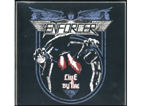 ENFORCER - Live By Fire (Limited Edition) (LP)