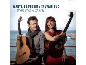 MARYLISE FLORID & SYLVAIN LUC - DUne Rive A LAutre (LP)
