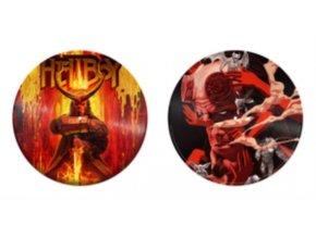 BENJAMIN WALLFISCH - Hellboy - OST (Picture Disc) (LP)
