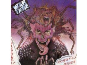 WARFARE - Mayhem Fucking Mayhem (LP)