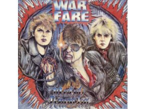 WARFARE - Metal Anarchy (LP)