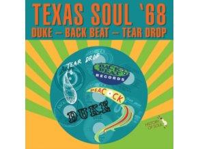 VARIOUS ARTISTS - Texas Soul 68 (RSD 2019) (LP)