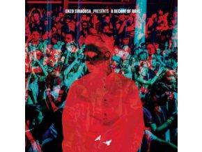 ENZO SIRAGUSA - A Decade Of Rave (LP)