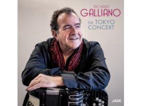 RICHARD GALLIANO - The Tokyo Concert (LP)